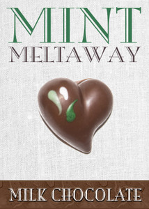 Mint Meltaway Milk Chocolate 9 Piece Box