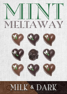 Mint Meltaway Milk 9 Piece Box