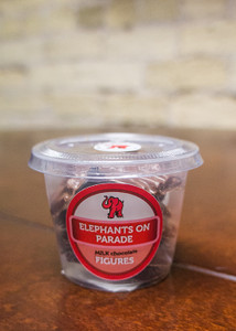 Packaged Elephant on Parade 10 Piece Milk Chocolate