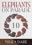 Elephants on Parade Milk & Dark Mix 10 piece