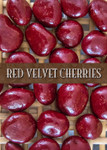Red Velvet Cherries Milk Chocolate