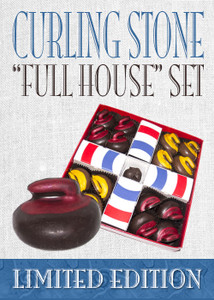 "Curling Chocolates ""Full House"" Set"