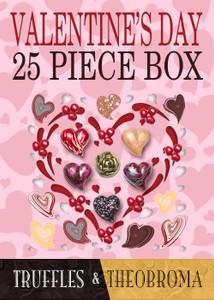 Valentine's Day 25 Piece