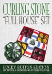Lucky Button Full House curling stone chocolate set