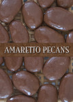 Amaretto Infused Pecans