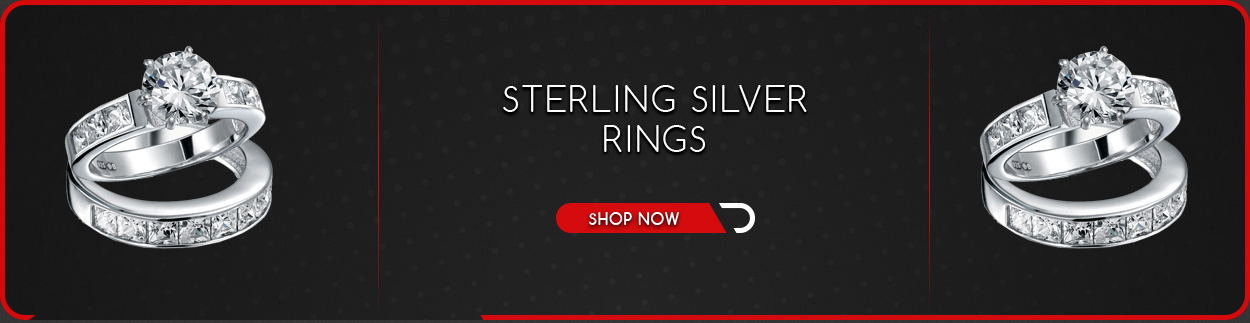Sterling Silver Rings Online