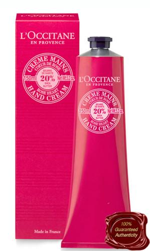 L'Occitane | Shea Butter Rose Heart Hand Cream
