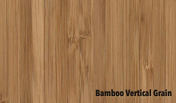 Bamboo Vertical Grain