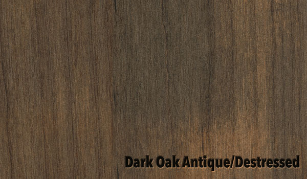 Dark Oak Antique/Destressed