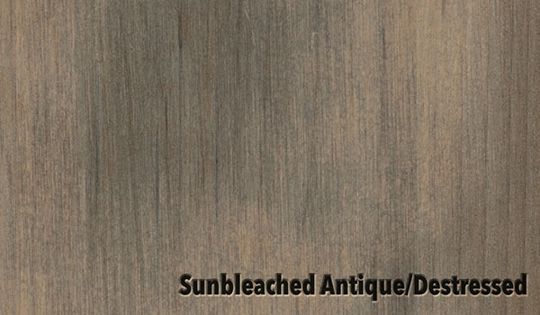 Sunbleached Antique/Destressed
