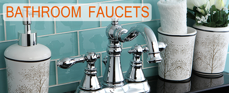 4 inch centerset bathroom sink faucets