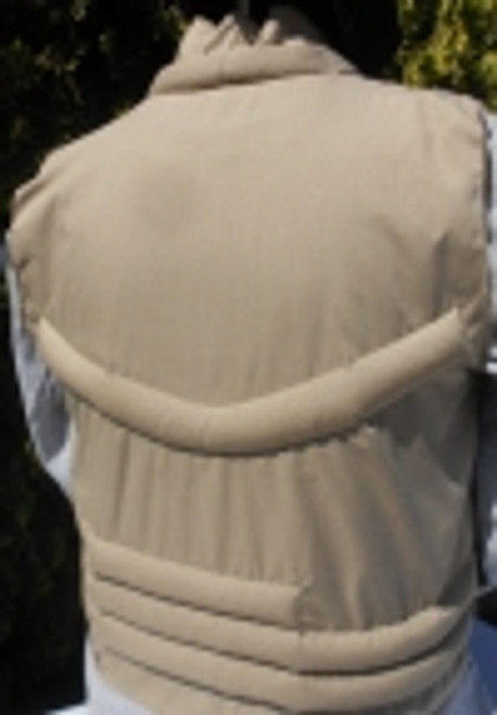 Cool Vests by Polar-Products keep you cool and reduce heat stress.