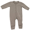 Bamboo Romper, Clay