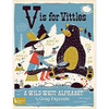 V is for Vittles Board Book