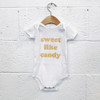 Sweet Like Candy Organic Onesie