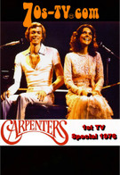 The Carpenters very first TV Special 1976