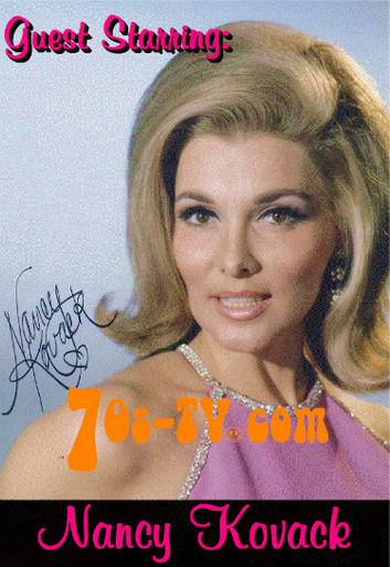 Nancy Kovack on DVD