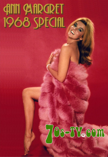 Ann Margret 1968 TV Special
