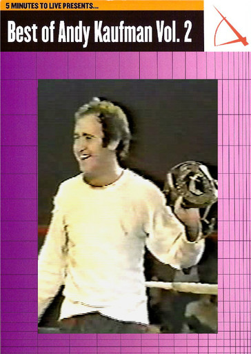 best of andy kaufman volume 2