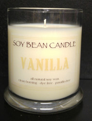 Intense, rich vanilla bean aroma and subtle touch of cream.  A classic!