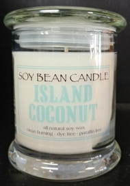 Island Coconut  - Soy Candle
