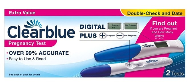 How accurate are clear blue hookup pregnancy tests