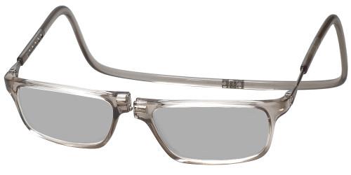 Clic Executive Smoke SunReading Glasses
