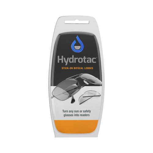 Hydrotac Stick-On Bi-Focal Lens