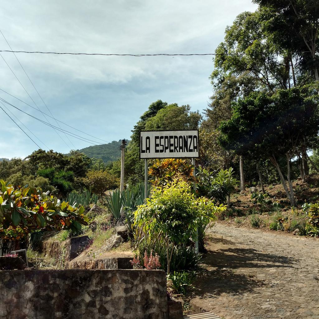 La Esperanza - El Cascajal
