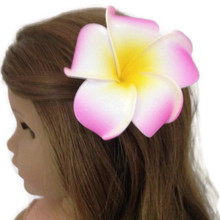 Hawaiian Hair Clip-Pink