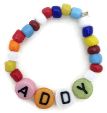 Beaded Bracelet-Addy
