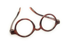 Brown Tortoise Rimmed Glasses