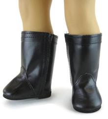High Riding Boots-Black