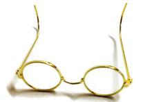 Glasses-Gold Rimmed