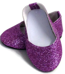 Princess Shoes-Lavender Sparkle