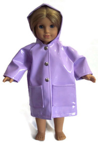 Raincoat-Lavender