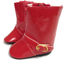 Rain Boots-Red