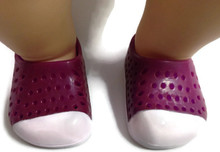 Two-Toned Earth Shoes-Purple