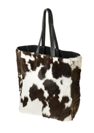 Cow Fur Shopper Narrow