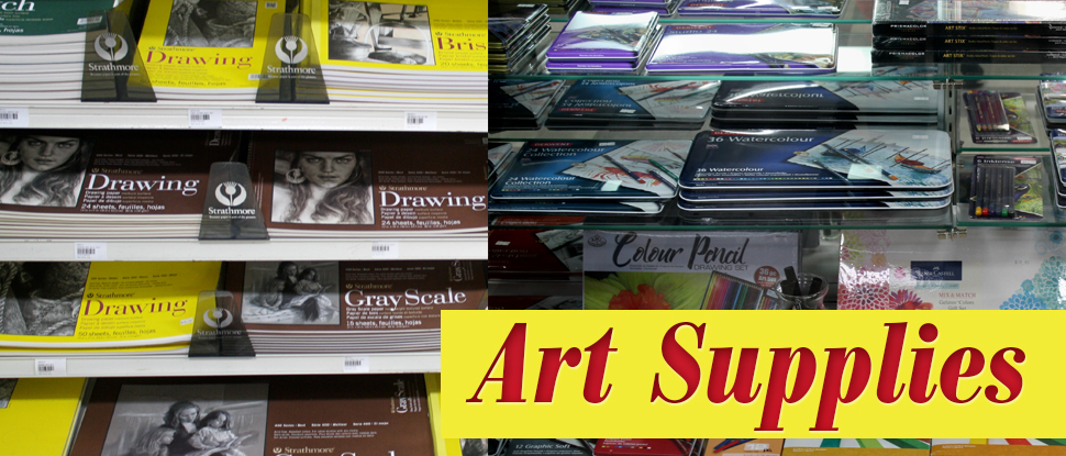 Drawing, Painting, Calligraphy, and General Art Supplies