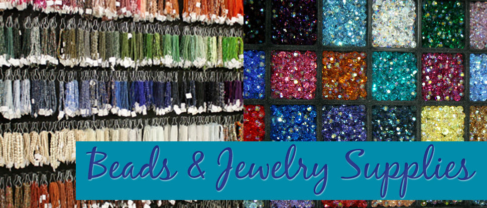 Beads, Beadsmith, Beading and Jewelry Supplies
