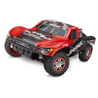 Traxxas Slash 4X4 Brushless TSM Short Course Truck