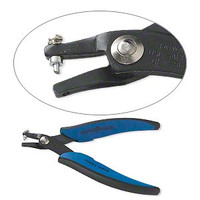 Euro Punch Pliers – Round – 1.8mm