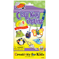 Clay Key Chains Kit