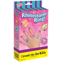 Rhinestone Rings Kit
