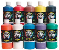 JAZZ TEMPERA PAINT - BLACK 16OZ
