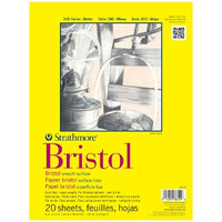 Strathmore - Bristol - 300 Series - 9in. x 12in.  Pad