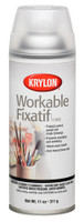 WORKABLE ACID FREE FIXATIF SPRAY 11oz