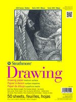 Strathmore - Drawing - 300 Series - 9in. x 12in.  Pad