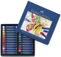 GOLDFARBER STUDIO OIL PASTELS 24 COLOR SET